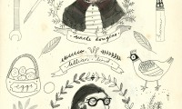 Uncle Doug illustration by Kat Frank