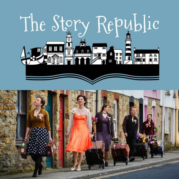 The Story Republic CD