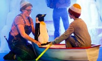 Enjoy our Wonderful World of Oliver Jeffers this half term.