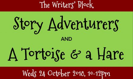 Story Adventurers, A Tortoise and a Hare