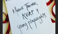 Fantastic, creative training opportunity for young and emerging playwrights