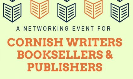 Networking for Cornish Writers, Booksellers and Publishers
