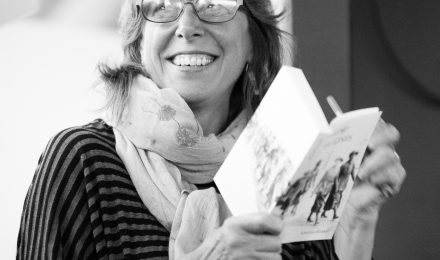 Behind the Lines - Amanda Harris at Penzance LitFest