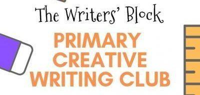 Primary Creative Writing Club