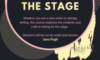 Writing for the Stage - a course for adult playwrights