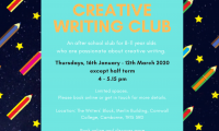 Primary Creative Writing Club