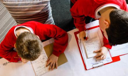 Primary creative writing